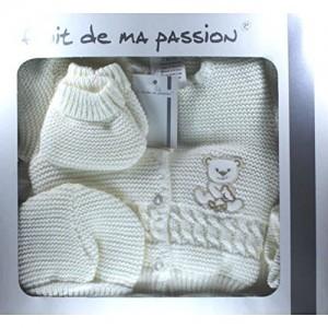 brassieres laine bebe